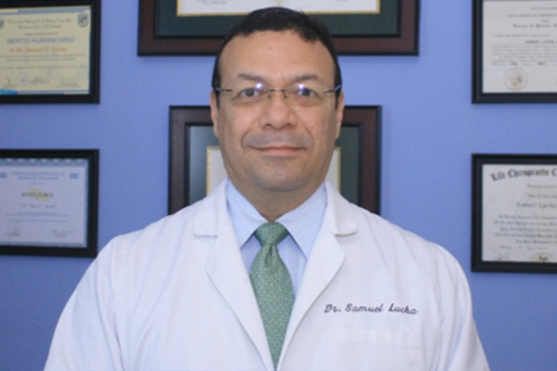 Dr. Samuel Lucha, D.C at North Brevard Injury Centers